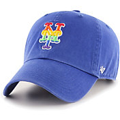 '47 Men's New York Mets Royal Pride Clean Up Adjustable Hat