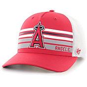 '47 Men's Los Angeles Angels Red Altitude MVP Adjustable Hat