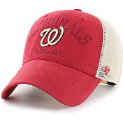 '47 Men's Washington Nationals Red Brayman Snap MVP Adjustable Hat