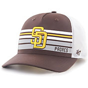 '47 Men's San Diego Padres Brown Altitude MVP Adjustable Hat