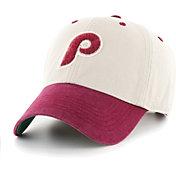 '47 Men's Philadelphia Phillies Bone Prewett Clean Up Adjustable Hat