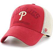 '47 Men's Philadelphia Phillies Red Brayman Snap MVP Adjustable Hat