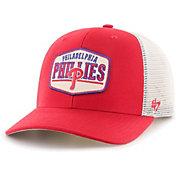 '47 Men's Philadelphia Phillies Red Sumay MVP DP Adjustable Hat