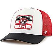 '47 Men's Cincinnati Reds Red Evoke MVP Adjustable Hat