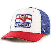 '47 Men's Texas Rangers Royal Evoke MVP Adjustable Hat