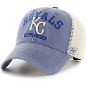 '47 Men's Kansas City Royals Blue Brayman Snap MVP Adjustable Hat