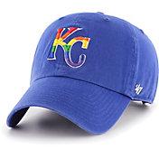 '47 Men's Kansas City Royals Royal Pride Clean Up Adjustable Hat