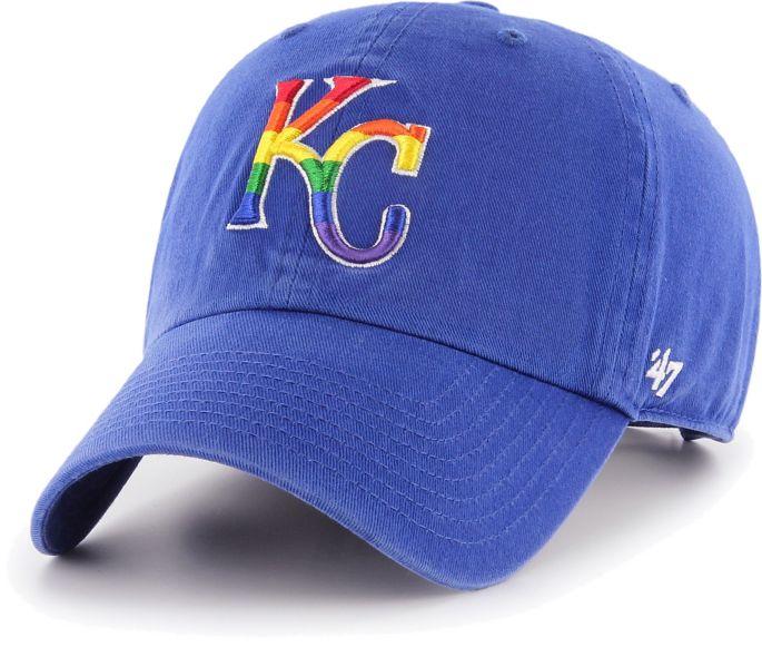 so cheap best shoes good texture 47 Men's Kansas City Royals Royal Pride Clean Up Adjustable Hat ...