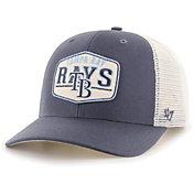 '47 Men's Tampa Bay Rays Navy Sumay MVP Adjustable Hat