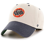 '47 Men's Houston Astros Bone Prewett Clean Up Adjustable Hat
