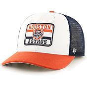 '47 Men's Houston Astros Navy Evoke MVP Adjustable Hat