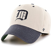 '47 Men's Detroit Tigers Bone Prewett Clean Up Adjustable Hat