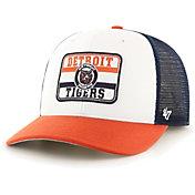 '47 Men's Detroit Tigers Navy Evoke MVP Adjustable Hat
