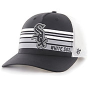 '47 Men's Chicago White Sox Black Altitude MVP Adjustable Hat