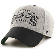 '47 Men's Chicago White Sox Gray Fenmore MVP Adjustable Hat