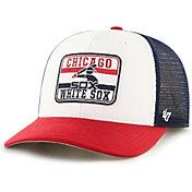 '47 Men's Chicago White Sox Navy Evoke MVP Adjustable Hat