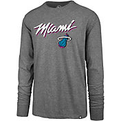 '47 Men's Miami Heat City Edition Long Sleeve T-Shirt