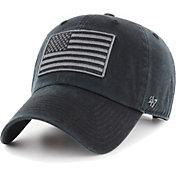 '47 Men's OHT Clean Up Adjustable Black Hat