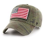 '47 Men's OHT Camo Movement Clean Up Adjustable Hat