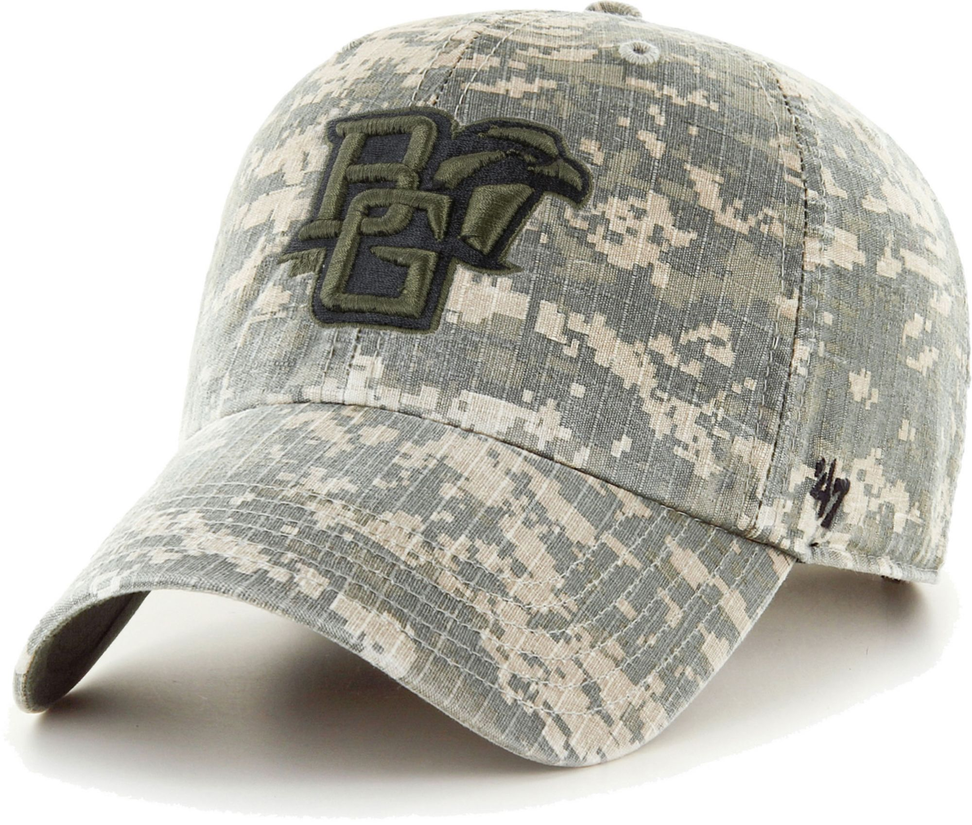 '47 Men's Bowling Green Camo OHT Clean Up Adjustable Hat, Size: One size thumbnail