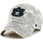 '47 Men's Auburn Camo OHT Clean Up Adjustable Hat