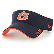'47 Men's Auburn Tigers Blue Top Rope Adjustable Visor