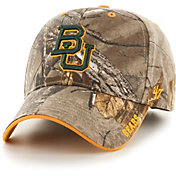 '47 Men's Baylor Bears Camo Realtree Frost MVP Adjustable Hat