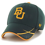 '47 Men's Baylor Bears Green Sensei MVP Adjustable Hat