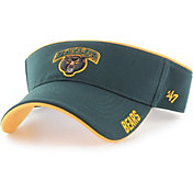 '47 Men's Baylor Bears Green Top Rope Adjustable Visor