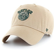 '47 Men's Baylor Bears Khaki Clean Up Adjustable Hat