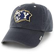 '47 Men's BYU Cougars Blue Ice Clean Up Adjustable Hat