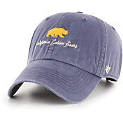 '47 Men's Cal Golden Bears Blue Lynwood Clean Up Adjustable Hat