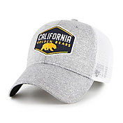 '47 Men's Cal Golden Bears Hitch Contender Fitted Trucker Hat