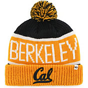'47 Men's Cal Golden Bears Blue Calgary Cuffed Knit Hat