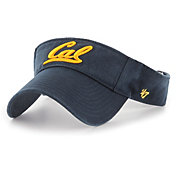 '47 Men's Cal Golden Bears Blue Clean Up Adjustable Visor