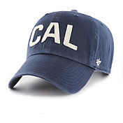 '47 Men's Cal Golden Bears Blue Finley Clean Up Adjustable Hat