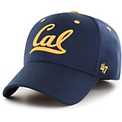 '47 Men's Cal Golden Bears Blue Kickoff Contender Fitted Hat