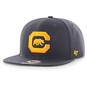 '47 Men's Cal Golden Bears Blue No Shot Captain Adjustable Hat