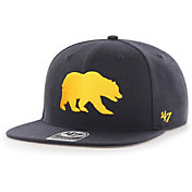 '47 Men's Cal Golden Bears Blue Sure Shot Captain Adjustable Hat