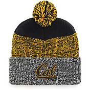 '47 Men's Cal Golden Bears Blue Static Cuffed Knit Hat