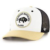 '47 Men's Colorado Buffaloes Swell MVP Snapback Adjustable Black Hat