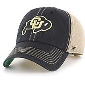 '47 Men's Colorado Buffaloes Black Trawler Adjustable Hat