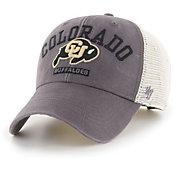 '47 Men's Colorado Buffaloes Grey Brayman MVP Adjustable Hat