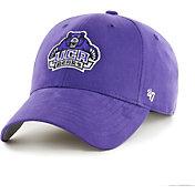 '47 Men's Central Arkansas Bears Purple Basic MVP Adjustable Hat