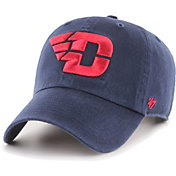 '47 Men's Dayton Flyers Blue Clean Up Adjustable Hat