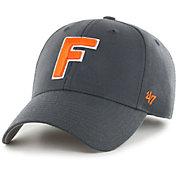 '47 Men's Florida Gators Grey MVP Adjustable Hat