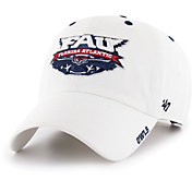 '47 Men's Florida Atlantic Owls Ice Clean Up Adjustable White Hat