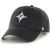 '47 Men's Furman Paladins Clean Up Adjustable Black Hat