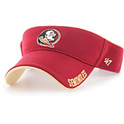 '47 Men's Florida State Seminoles Garnet Top Rope Adjustable Visor