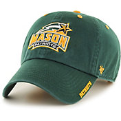 '47 Men's George Mason Patriots Green Ice Clean Up Adjustable Hat